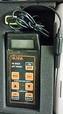 Hanna ph meter  PH/ION/TEMP Meter - HI-8424