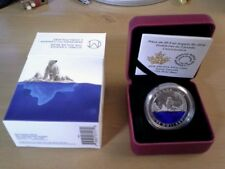 EXCLUSIVE Masters Club Coin Series: COIN #3 – 99.99% Pure Silver Polar Bear with