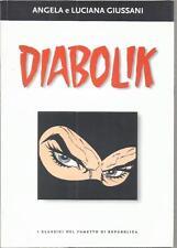 I CLASSICI DEL FUMETTO DI REPUBBLICA 7 DIABOLIK
