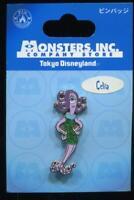 TDL Tokyo Monster's Inc Ride & Go Seek! Celia Disney Pin 69224