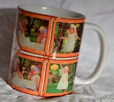 TAZZA personalizzata 8 FOTO COLLAGE aggiungere qualsiasi testo personalizzato DESIGN REGALO Tè Caffè Tazza