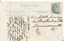 Family History Postcard - Jennings - Hammersmith - London - Ref 2278A