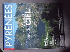 $$ Revue Pyrenees Magazine N°83 Pyrenees vues du ciel  observer animaux  Ossau