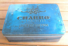 CHARRO urban style LIMITED EDITION MILOS COLLECTION - METAL BOX VINTAGE