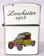 1908 LANCHESTER antique car 1950's Cigarette Lighter
