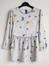 MINI BODEN GIRLS BUTTERFLY BLOUSE TOP AGE 11-12 YRS