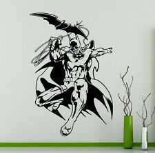 Batman Wall Decal Dark Knight Vinyl Sticker Art Decoration Home Mural(34su)