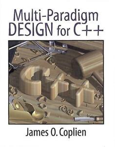 Multi-Paradigm Design for C++ von James O. Coplien | Buch | Zustand gut