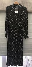 Bnwt Petite Spot Pleat Shirt Dress From Topshop Size 8