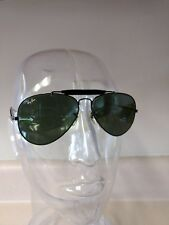 Vintage RAY-BAN BAUSCH & LOMB Wire Frame Ear Wrap glasses Aviator - USA Estate