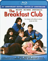 THE BREAKFAST CLUB (25TH ANNIVERSARY EDITION) (BILINGUAL) (BLU-RAY) (BLU-RAY)