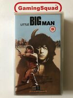 Little Big Man VHS Video Retro, Supplied by Gaming Squad