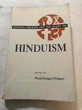 Hinduism (Textual Sources for the Study of Religion) - paperback