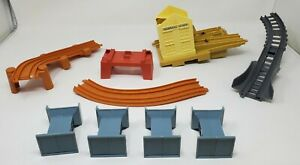 Thomas The Train Tracks Lot Track Parts Replacement Add On Plastic Trackmaster