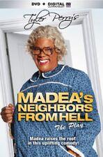 Tyler Perry's Madea's Neighbors from Hell [New DVD] UV/HD Digital Copy, Widesc