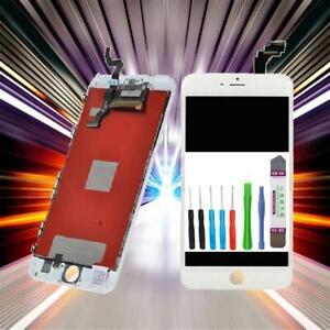 Für iPhone 6S weiß LCD Display + Touchscreen + Werkzeugset Bildschirm white Neu