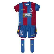 age 3-4 y/o CRYSTAL PALACE FC home football SHIRT kids soccer Jersey MINIKIT