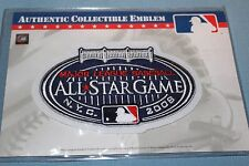 Yankee Stadium 2008 All Star Game MLB Authentic Collectible Jersey Emblem/Patch