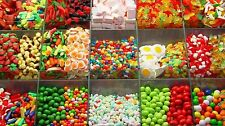 PICK AND MIX YOUR RETRO FAVOURITE SWEETS CHOOSE FROM 50 DIFFERENT TYPES