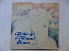 Auberge du cheval blanc Palais du Lac Vichy TUPPERWARE francis joffo Erta Verlen