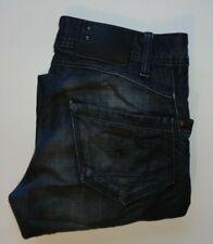 "G-Star Jack Pant WMN indigo jeans Waist 28"" x Leg 32"" mens"
