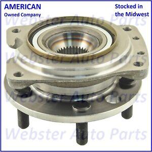 Front Wheel Hub Assembly for Buick, Chevrolet, Oldsmobile & Pontiac