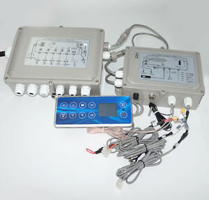 spa Pool hot tub controller Pack GD800 Control box&kaypad can replace GD300