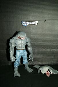 DC Multiverse King Shark CNC Figure - Collect and Connect - BAF - w / Hammerhead