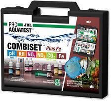 JBL ProAquaTest Combi Set Plus Fe Test Eisen Koffer für Süßwasser