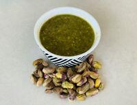 Pesto di pistacchio artigianale con olio di oliva  - Conf. da 5 kg.