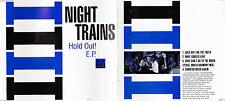 MAXI CD SINGLE 4 TITRES ACID JAZZ NIGHT TRAINS HOLD OUT (CD EP) DE 1994