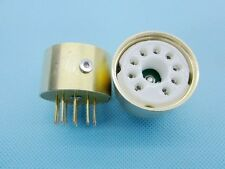 1PC B9D 9pin tube tester saver for WE437 418A EL519