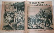 1924 Disastro ferroviario di Bellinzona Eleonora Duse Viterbo Corea Pompei Roma