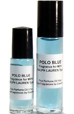 POLO BLUE Type for MEN 3.7ml Roll On Perfume Body Oil