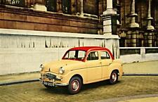 Print.  1957 Cream/Red Standard Super Ten Auto Ad