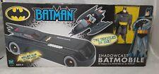 Batman Shadowcast Batmobile w/jet deploy 2001 Hasbro NEW RARE