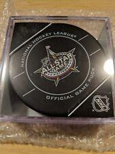 2012 NHL ALL STAR Game Official Hockey Puck - OTTAWA SENATORS