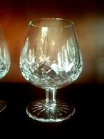 """Waterford Crystal LISMORE Brandy Snifter (5-1/4"""" Tall) - EXCELLENT, Vintage"""