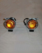 1969 69 Dodge 500 Coronet Parking Bumper Lights Lamps