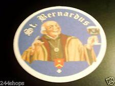 ST. BERNARDUS  BEER COASTER MAT - NEW