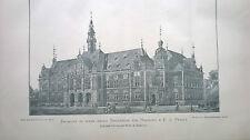 1889 26 Rathaus Harburg
