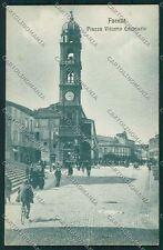 Ravenna Faenza cartolina QQ9963