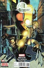 Marvel Comics Age of Ultron #8 2013 NM-M First Printing
