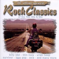 Rock Classics-The alltime greatest (70s-90s, Universal) Billy Idol, Thi.. [2 CD]