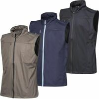 OSCAR JACOBSON MENS GREGORY PIN WATERPROOF GOLF GILET VEST 45% OFF