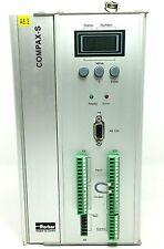 Parker Compax S Compax 2560s A1 F8 Compax 2560s F8 104 Servo Drive