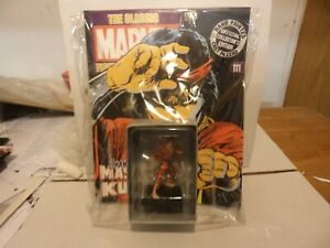 CLASSIC MARVEL FIGURINE COLLECTION ISSUE 111 Shang-Chi    MINT UNOPENED