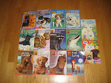 Lot of 14 Animal Ark PB books by Ben Baglio + Hauntings, Pets