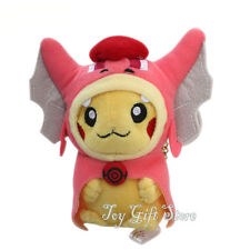 """Poke Plush Doll Stuffed Toy Pikachu Cosplay SHINY Gyarados Magikarp PINK 5"""""""