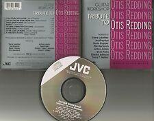 OTIS REDDING Tribute GUITAR WORKSHOP CD STEVE LUKATHER Steve Cropper Jay Graydon